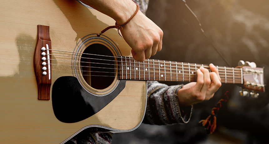 吉他弹唱结合不好?别烦恼,练习建议!