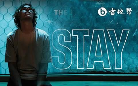 STAY吉他谱-The Kid LAROI/Justin Biber